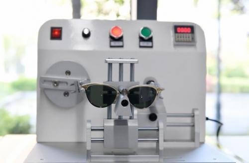 太阳眼镜镜片检测