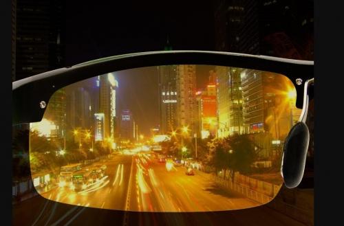 夜间驾驶用镜