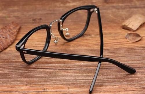眼镜框架检测